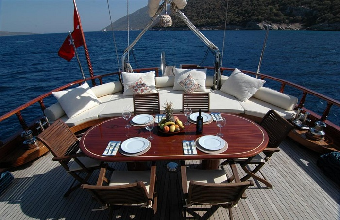 Experience an Unforgettable Journey on a Private Yacht Charter in Turkey