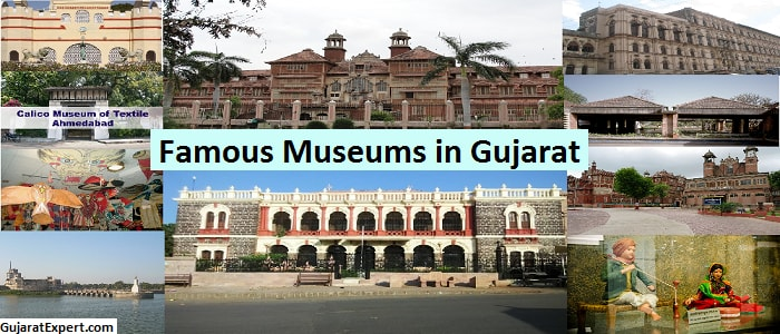 Famous Museums in Gujarat