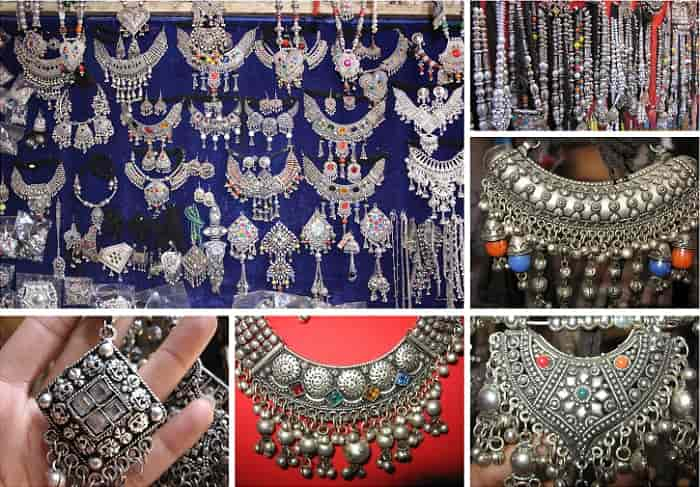 Jewelries and Accessories of Gujarat