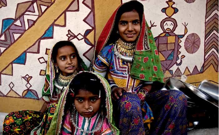 Kutch Region costumes