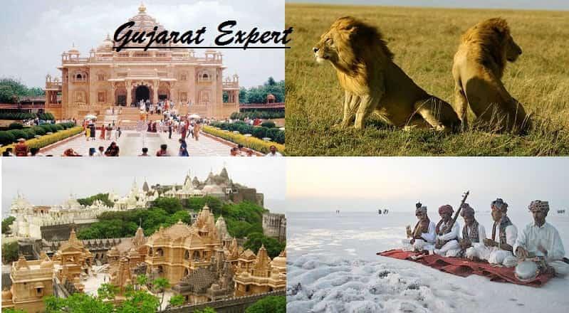 gujarat sightseeing attraction