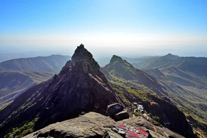 Girnar Mountain, Temple