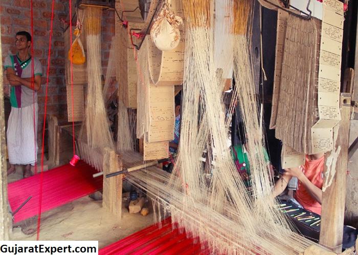 10 Days / 9 Nights Gujarat Textile Tour
