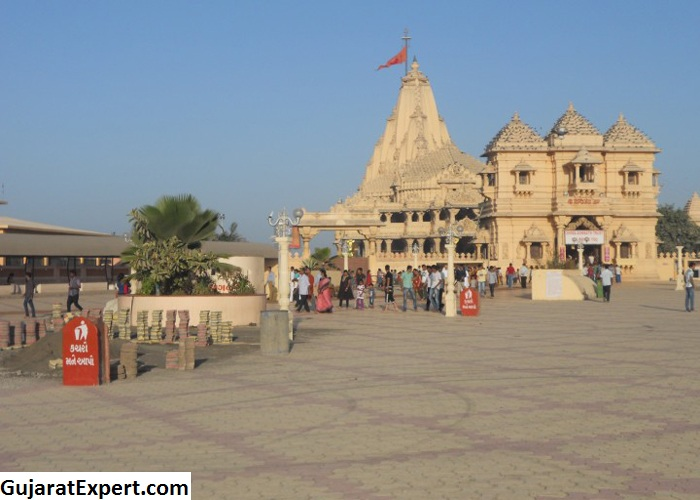 How to Reach Somnath, Driving Direction by Road, Trains, Flights