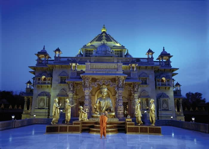 History and Legends of Akshardham Temple