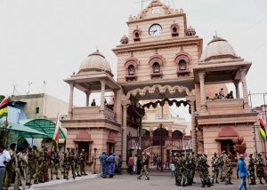 Jagannath Temple in Ahmedabad