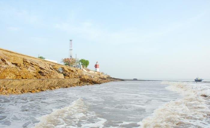 ghogha-beach