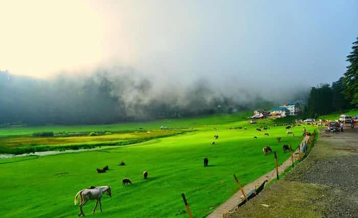 Khajjiar, Chamba, Himachal