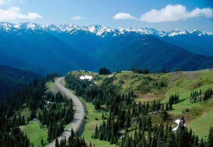 Road to Gulmarg, Kashmir