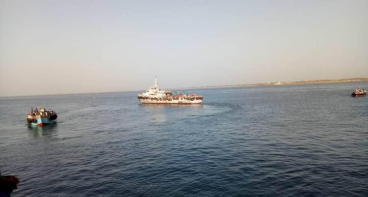Bet Dwarka Island