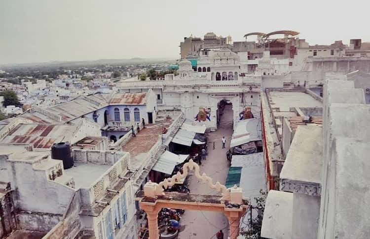 Kankroli Dwarkadhish Temple