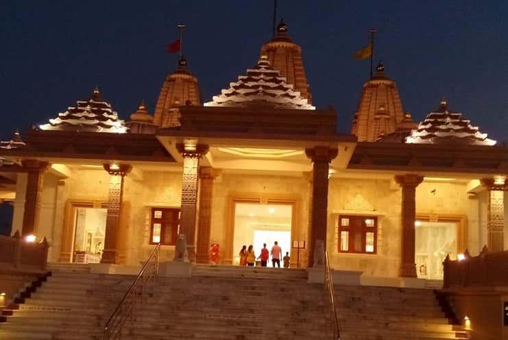 Dada Bhagwan Temple