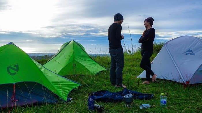 Practice Proper Campground Etiquette