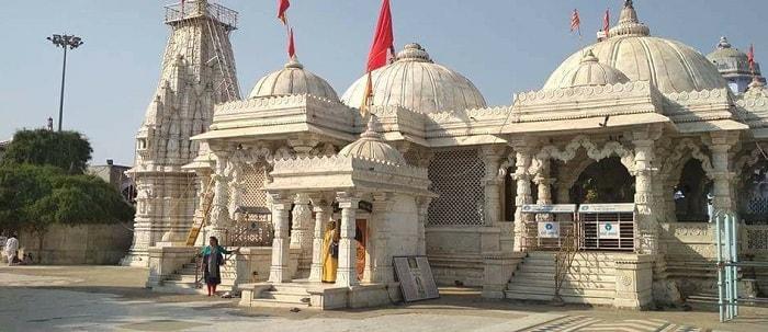 Bahuchar Mata Temple, Becharaji