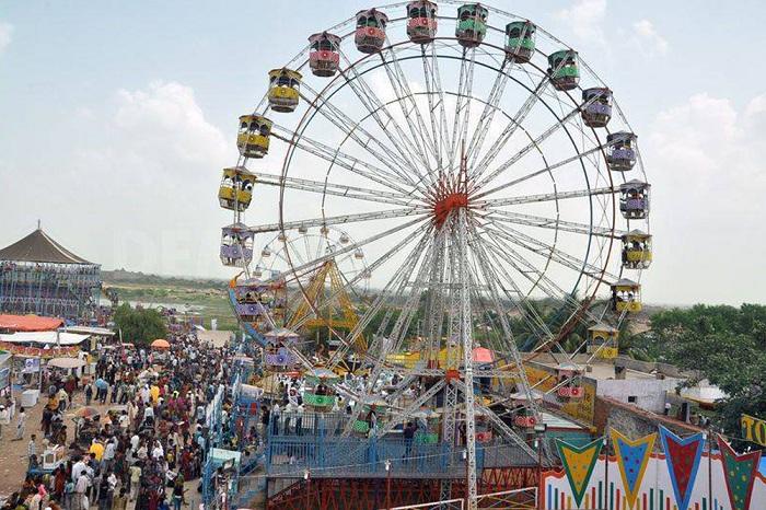 Bhavnath Mahadev Fair