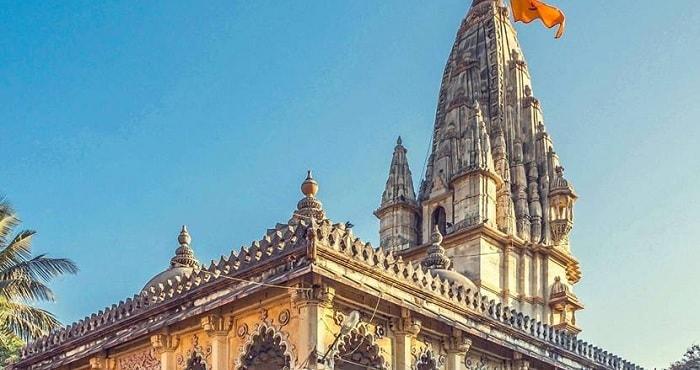 Bileshwar Shiva Temple, Porbandar