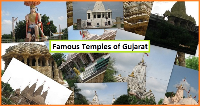 Famous Temples of Gujarat