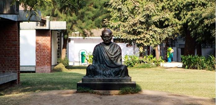 Mahatma Gandhi Ashram at Sabarmati