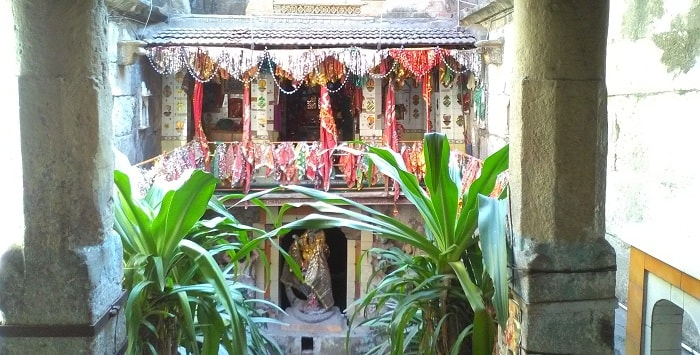 Matar Bhawani Ni Vav & Temple