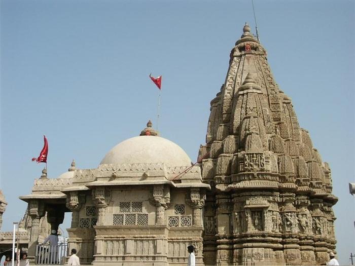 Rukmini Devi Temple Dwaraka