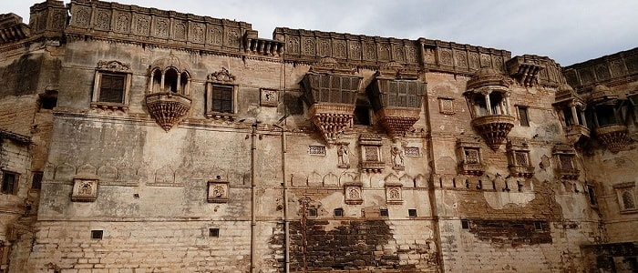 Royal Palaces of Gujarat - Aina Mahal, Bhuj
