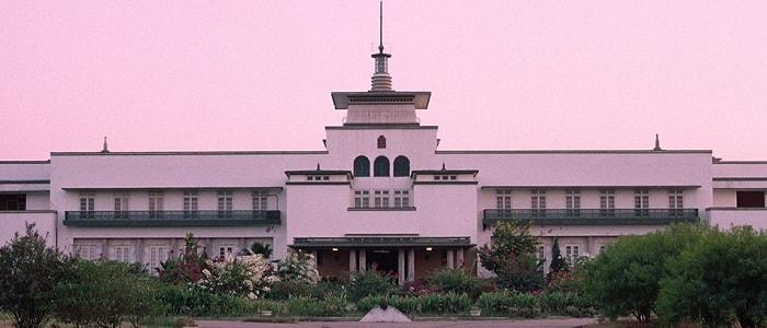 Royal Palaces of Gujarat - Art Deco Palace, Morbi