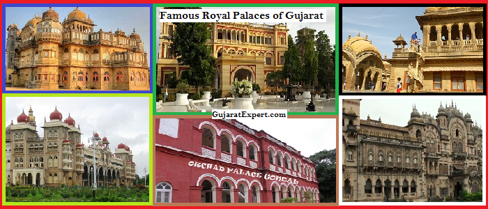 Famous Royal Palaces of Gujarat