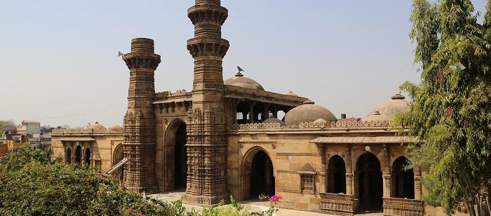 Jhulta Minara, Ahmedabad