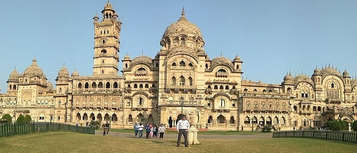 Royal Palaces of Gujarat - Laxmi Vilas Palace, Vadodara