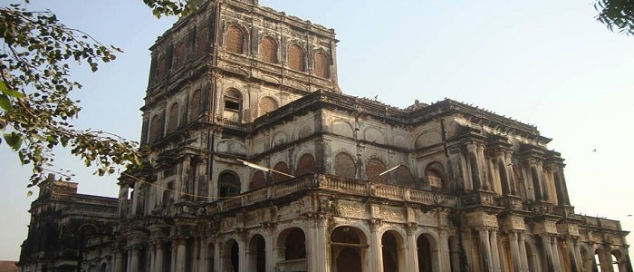 Royal Palaces of Gujarat - Nazarbaug Palace, Vadodara