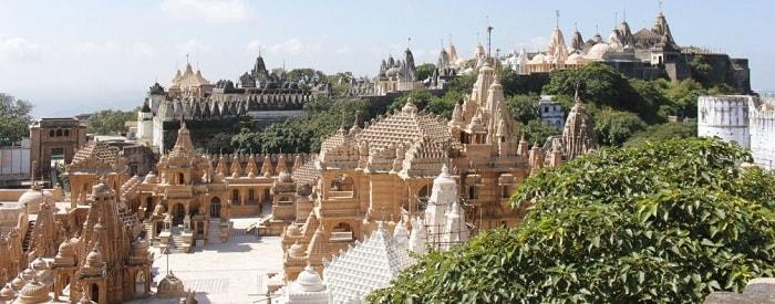 Palitana Temples, Bhavnagar