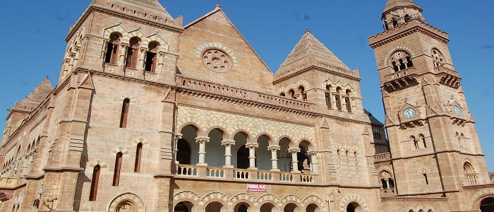 Royal Palaces of Gujarat - Prag Mahal, Bhuj