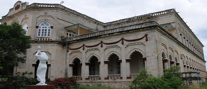 Royal Palaces of Gujarat - Raj Mahal, Wadhwan, Surendranagar