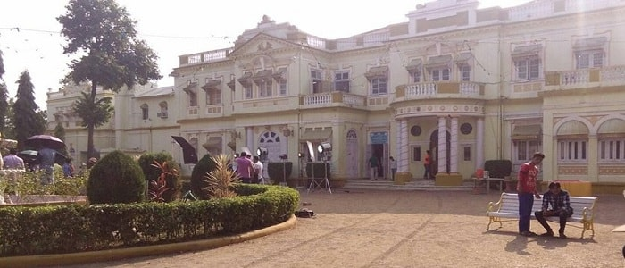 Royal Palaces of Gujarat - Rajvant Palace Resort, Rajpipla