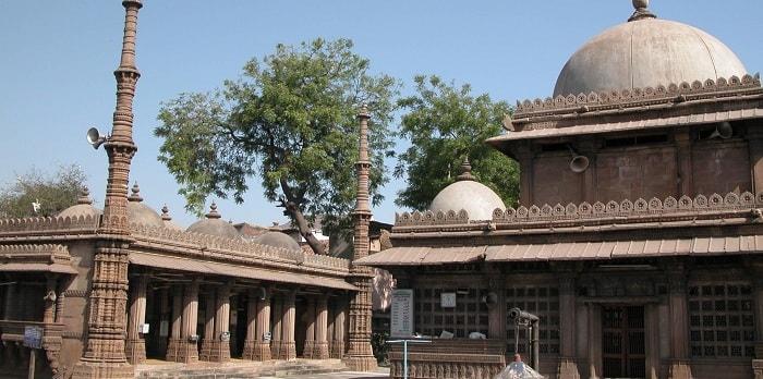 Rani Sipri's Mosque, Ahmedabad