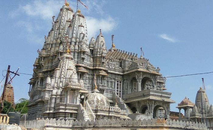 Shantinath Jain Temple, Kothara