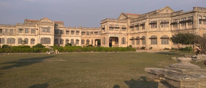 Royal Palaces of Gujarat - Huzoor Palace, Porbandar