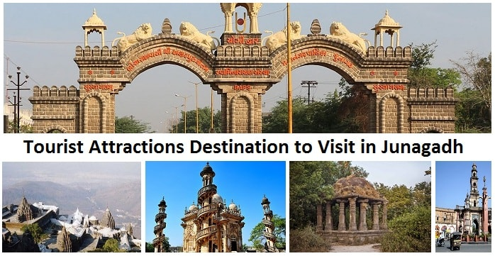 Tourist Attractions Destination to Visit in Junagadh