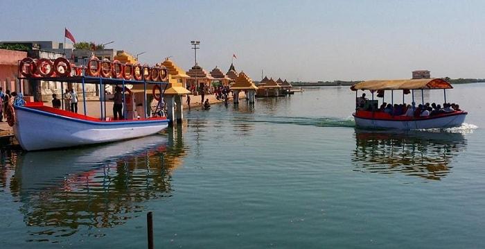 Triveni Sangam Temple
