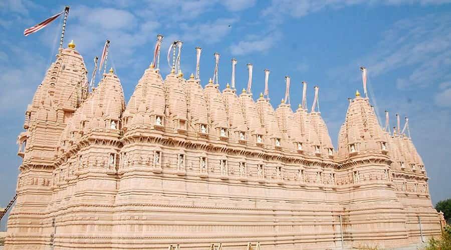 Bhadreshwar Jain Temple