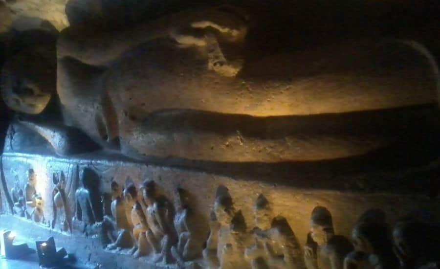 Devni Mori Stupa