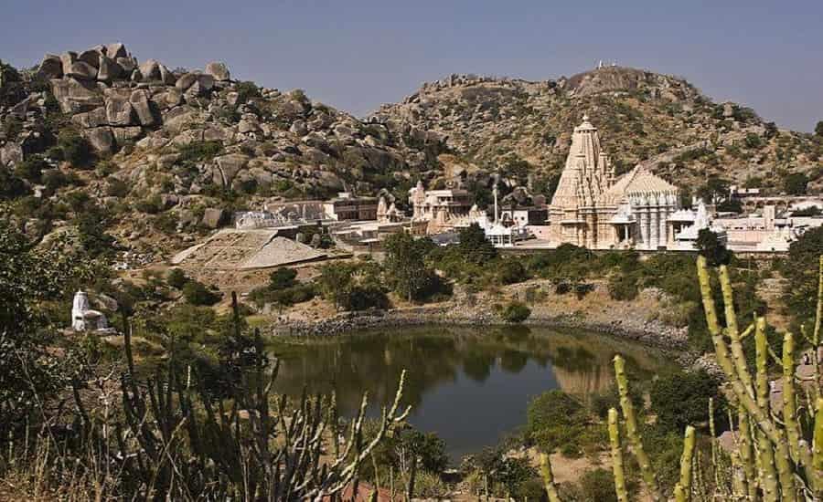 Dharanmata Temple