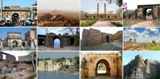 Forts in Gujarat