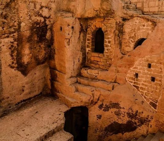 Uparkot Caves, Junagadh