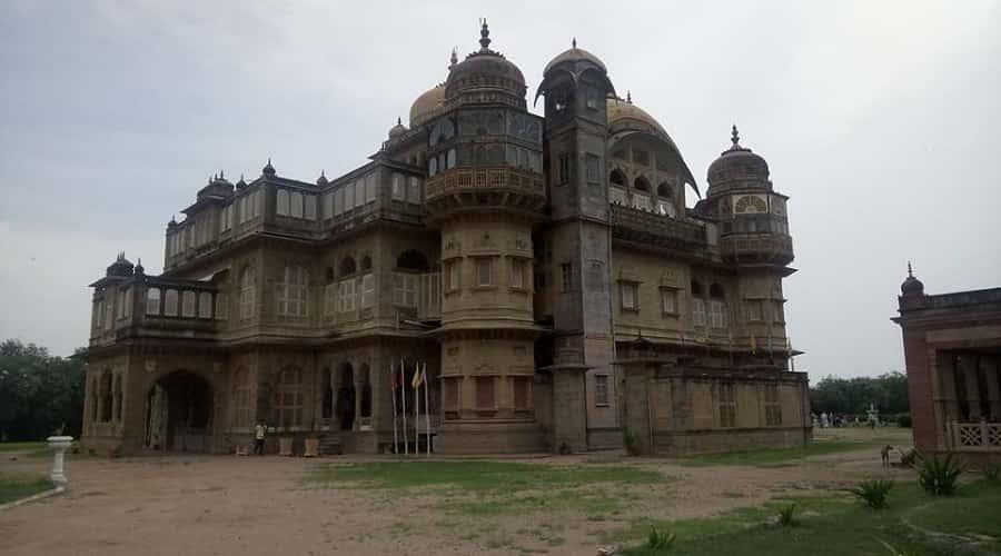 Vijaya Vilas Palace, Kutch