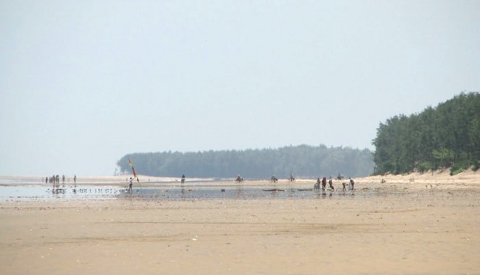 Talasari Beach, Orissa