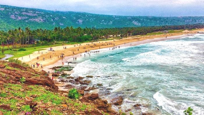 Yarada Beach, Visakhapatnam