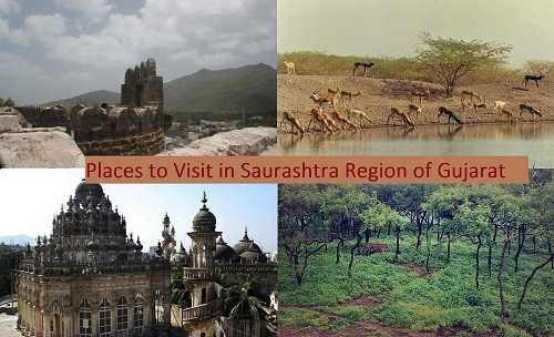 Top 10 Best Places to Visit in Saurashtra Region of Gujarat