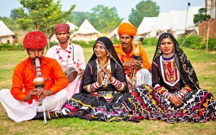 Bhils Tribes