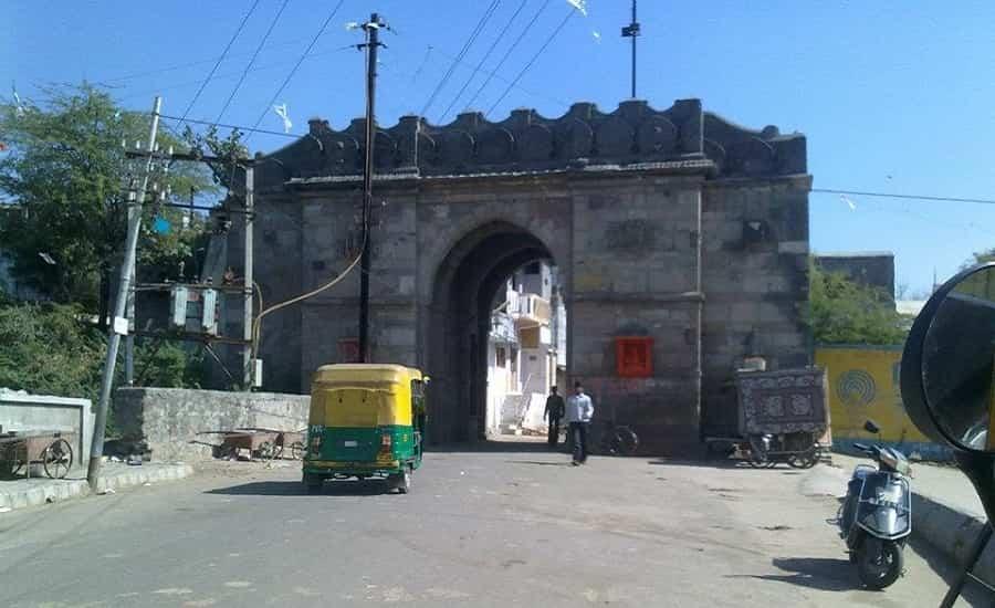 Gateway of Vadnagar Nagar